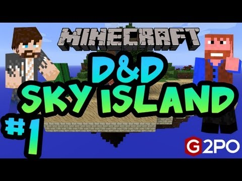 Dumb and Dumber Sky Island Ep.1: What did you get us into?