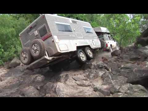 GALL BOYS AUSTRALIAN 4X4 ADVENTURE - FAR NORTH QUEENSLAND - 4X4 OFFROAD 4WD