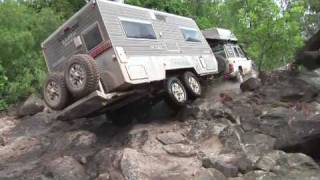 GALL BOYS AUSTRALIAN 4X4 ADVENTURE - FAR NORTH QUEENS- 4X4 OFFROAD 4WD