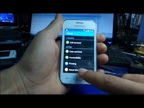 samsung G130hn Galaxy Young 2 root unlock z3x