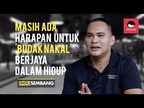 Mau Sembang : Bantu Masyarakat Dengan Sukan Muay Thai  - Sanul John