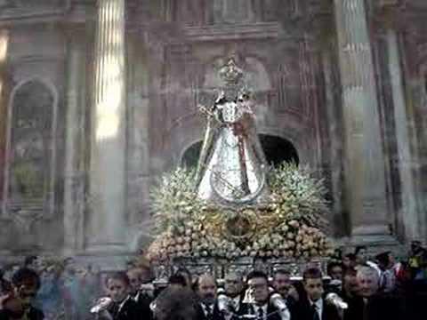 Virgen del Rosario Coronada