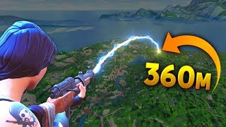 360m NEW WORLD RECORD SHOT..!! | Fortnite Funny and Best Moments Ep.53 (Fortnite Battle Royale)
