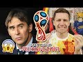 SPAIN SACK MANAGER ONE DAY BEFORE WORLD CUP! mp3
