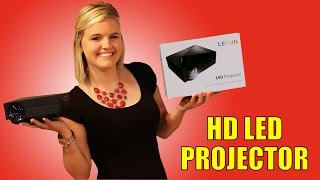 Download HD LED PROJECTOR ◄ BE QUICK! GRAB THIS DEAL! 3Gp Mp4