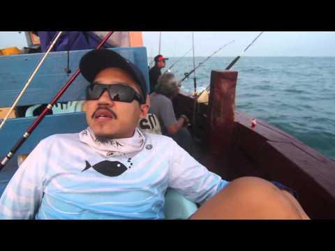 Fishing Trip Batam 30/10 to 01/11 2015