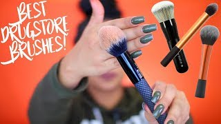 Best drugstore makeup brushes