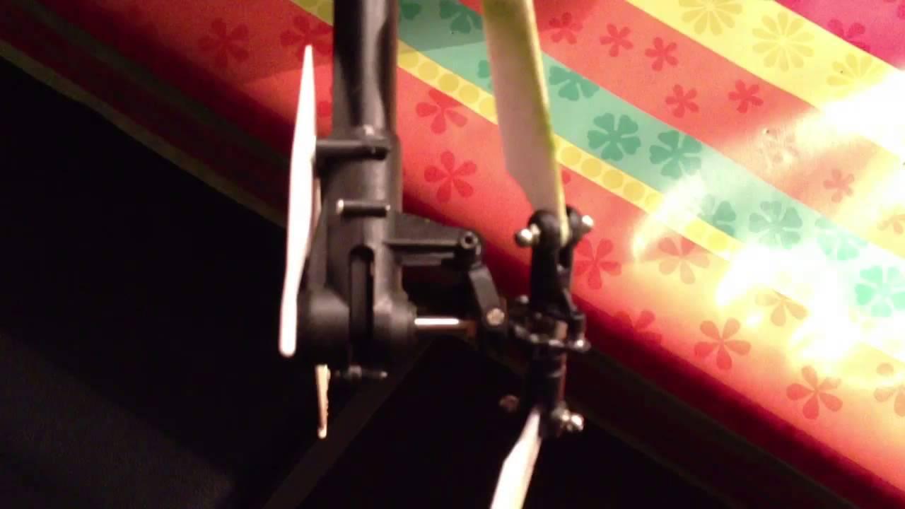 Gyro Blade 450 Blade 450 3d Gyro Problem