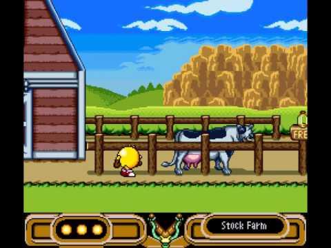 Pac-Man 2 - The New Adventures - RetroGameNinja Plays: Pac-Man 2 - The New Adventures (SNES) - User video