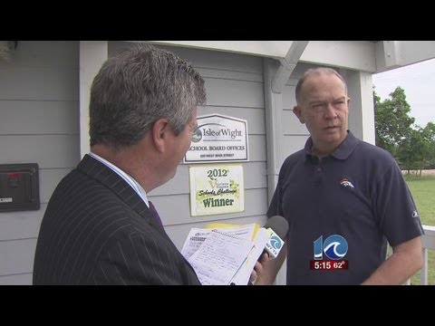 Andy Fox reports on IOW controversy