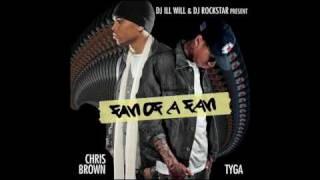 Watch Chris Brown 48 Bar Rap video