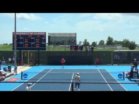 Virginia vs UCLA - Doubles Action - 30 minutes in
