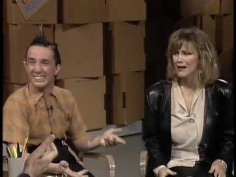 Comic Relief - Ed Grimley Interview.avi