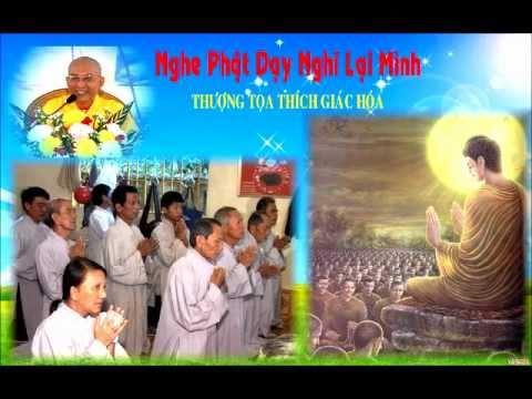 Nghe Phật Dạy Nghĩ Lại Mình