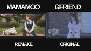 Rough Mamamoo Ver VS Original Gfriend