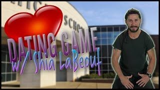 Dating Simulator: MEME MASTER DATING w/ SHIA LABEOUF