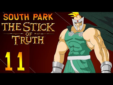 South Park Stick of Truth -11- BEST PAL BUTTERS