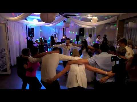 Calypso Zenekar - Roma mulatós blokk Edina és Robi esküvőjén