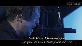 Onerepublic Apologize Sub Español