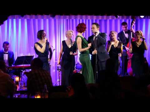 Elle & The Pocket Belles- Fly Me To The Moon - Live at Quaglinos- With Special Guest Shane Hampsheir
