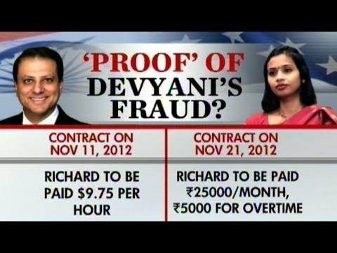 Did Devyani Khobragade really commit Visa Fraud?