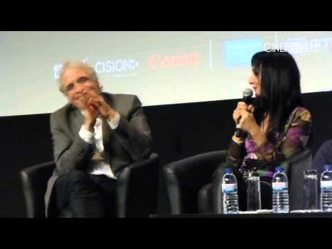 Q&A Abel Ferrara, Willem Dafoe & other guests @ LEFFEST '14