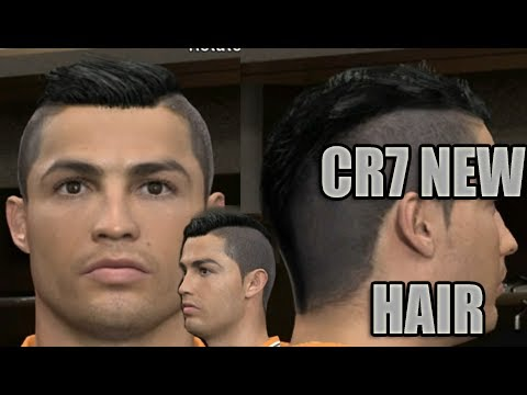 PES 2014 • Critiano Ronaldo New Haircut   Download • [PC] HD