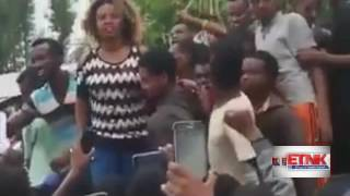 Public Disobbidence in Gondar and souroundings Ethiopia 17 07 2016
