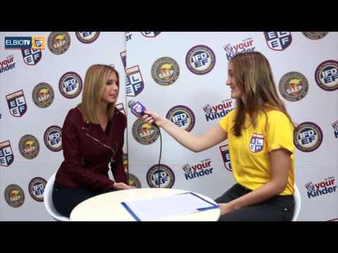 Natalie Yoffe  fue entrevistada en ELBIOTV durante la #MaratónElbio