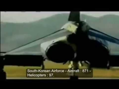 North Korean Army vs South Korean Army - Comparison