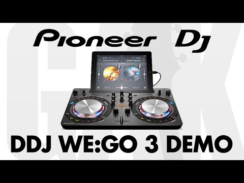 Pioneer DDJ-WeGO3 DJ Controller Demo at BPM 2014