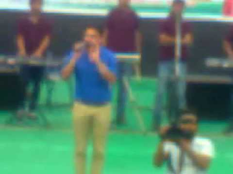 Kulwinder Billa With Gurdas Mann Live Show In Punjabi University Patiala video