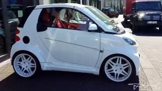 Smart Brabus Ultimate 112 in Berlin €45.900