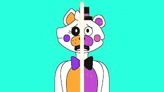 Minecraft Fnaf: Lolbit Becomes Funtime Freddy (Minecraft Roleplay)