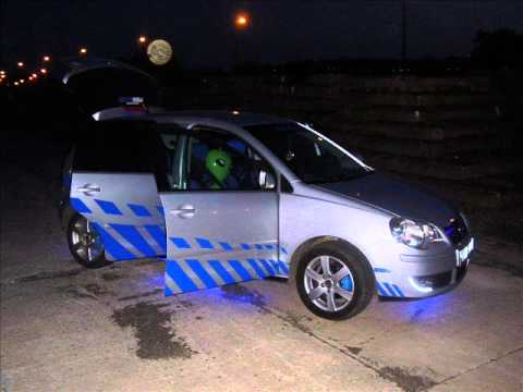 VW Polo 9n3 tuning.