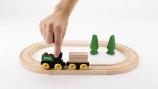 BRIO World - 33869 Classic Forest set