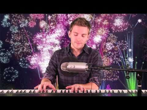 Katy Perry - Firework (cover + lyrics)