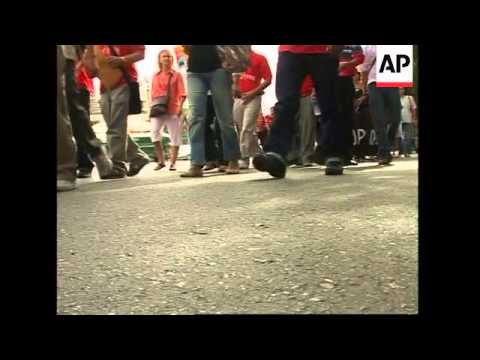 March demanding continued world attention on Myanmar