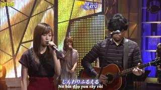 [Vietsub+Kara] Ai - Maeda Atsuko & Motohiro Hata