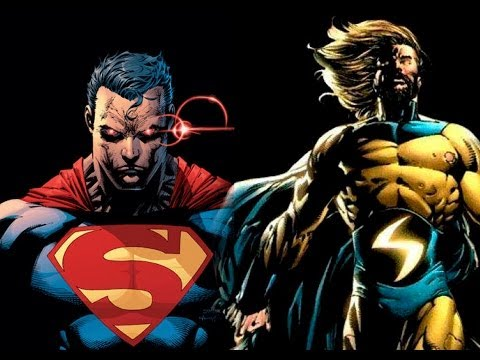 Grudge Match 35: Superman vs Sentry