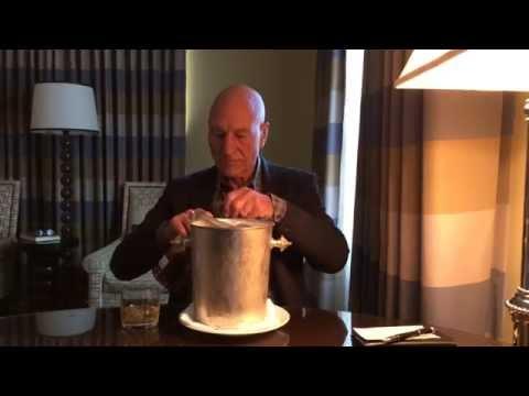 Pstew's Ice Bucket Challenge