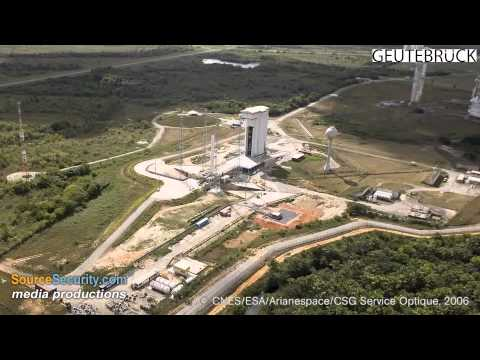 Geutebruck video systems secure the European Space Centre in French Guiana