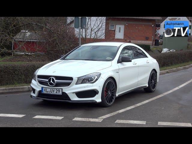 2014 Mercedes CLA 45 AMG (360hp) - DRIVE & SOUND (1080p ...