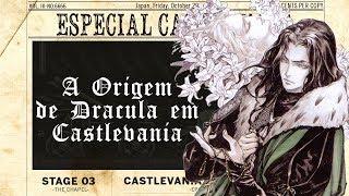 A Origem de Dracula em Castlevania | ESPECIAL CASTLEVANIA S04E10