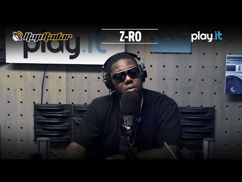 """Z-Ro on """"Mo City Don"""" and how it influenced Drake - Rap Radar"""