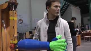 Рука робота своими руками   Robots hand