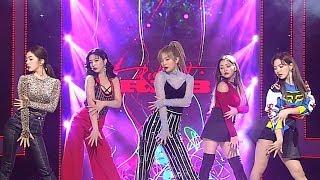 Red Velvet 레드벨벳 Rbb Really Bad Boy A인기가요 Inkigayo 20181209