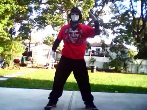 Jabbawockeez - Robot Remain Practice video