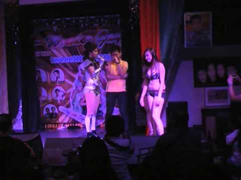 GRAY OF WONDER GAYS PHILIPPINES WITH HIS DANCE SHOWDOWN WITH LUNINGNING AND MARIPOSA.wmv
