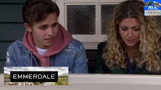 Emmerdale:Maya's Putting The Wrong Ideas In Jacobs Head(16/11/18)